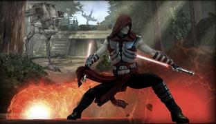 Star Wars : Le Pouvoir de la Force 2 atterrit sur Endor