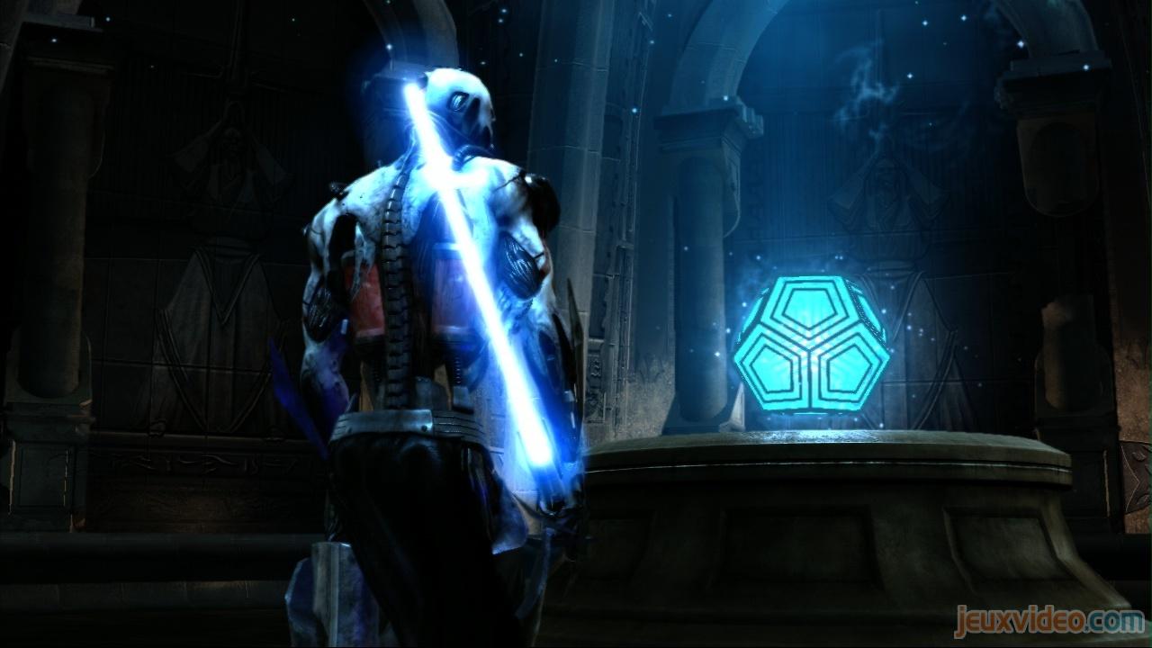 Images star wars le pouvoir de la force le temple jedi xbox 360