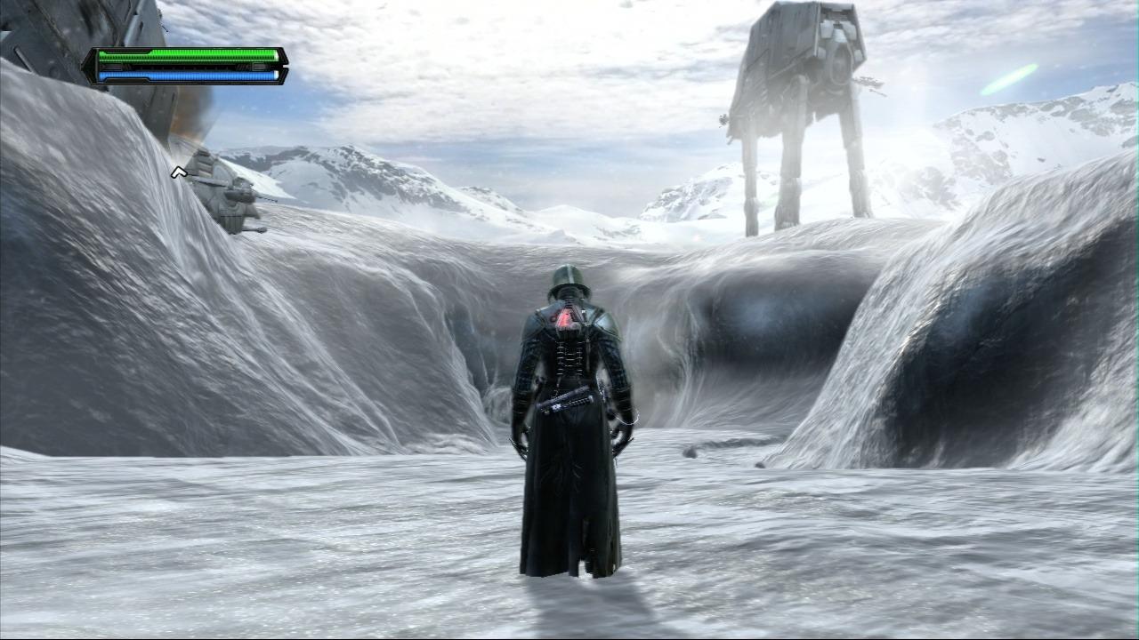 Images star wars : le pouvoir de la force : ultimate sith edition xbox