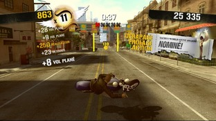 Test Stuntman : Ignition Xbox 360 - Screenshot 53
