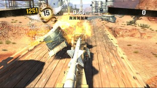 Test Stuntman : Ignition Xbox 360 - Screenshot 54
