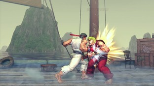 Test Street Fighter IV Xbox 360 - Screenshot 994