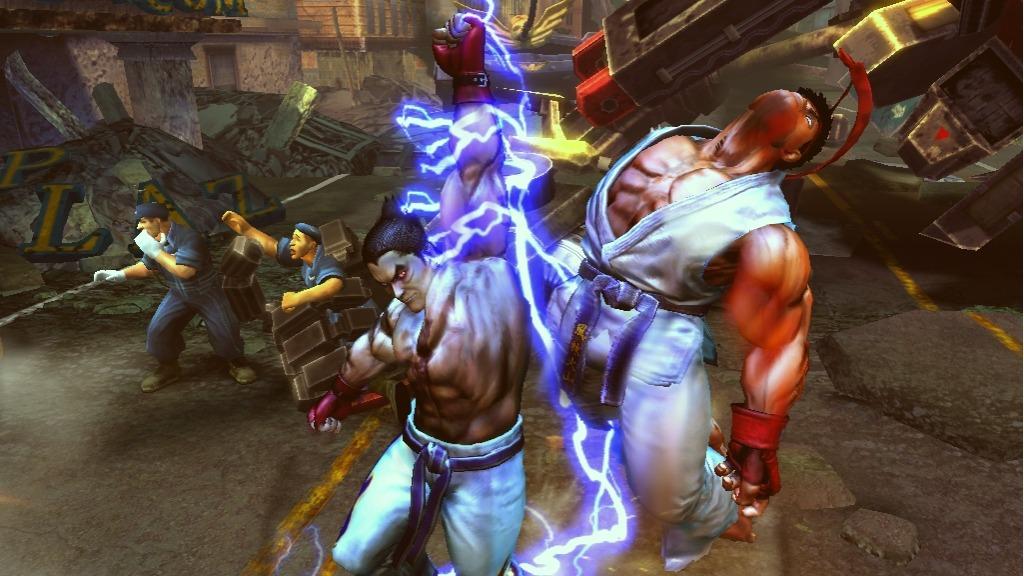 jeuxvideo.com Street Fighter X Tekken - Xbox 360 Image 25 sur 503