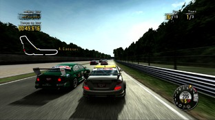 Test Superstars V8 Next Challenge Xbox 360 - Screenshot 2