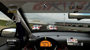 Test Superstars V8 Next Challenge Xbox 360 - Screenshot 3
