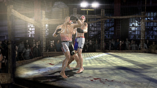 Aperçu Supremacy MMA Xbox 360 - Screenshot 2