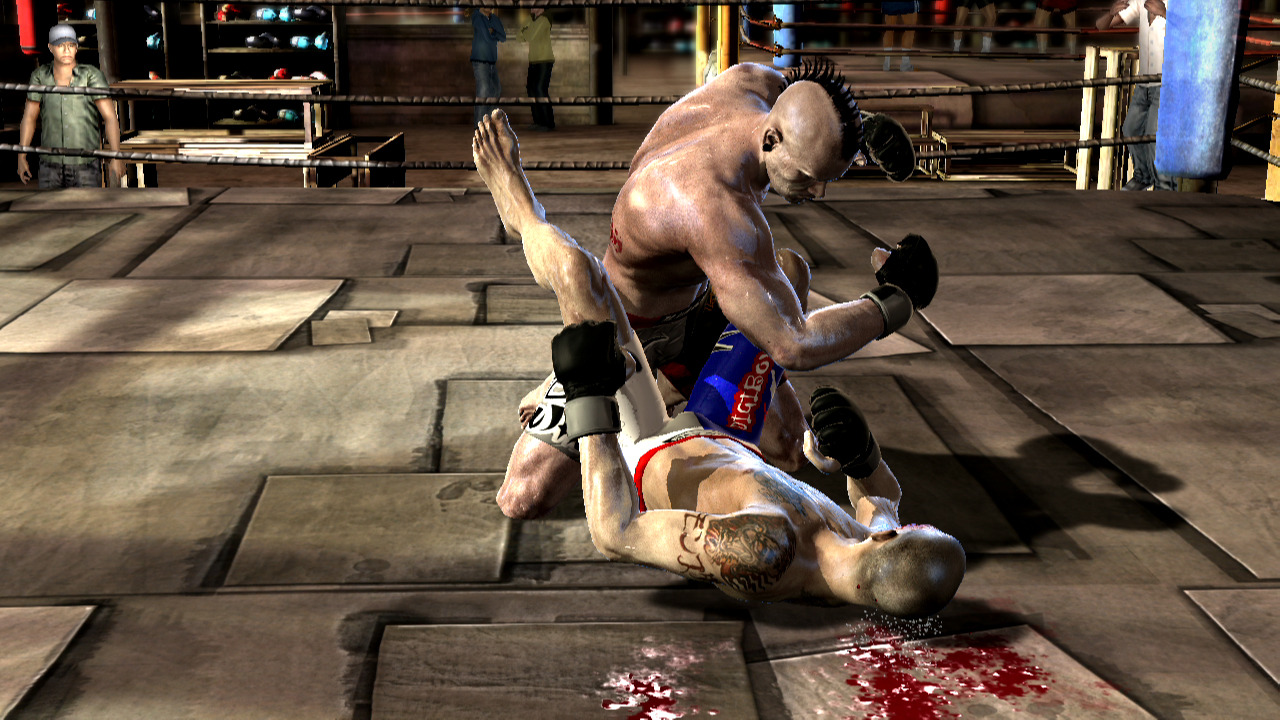 Supremacy MMA XBOX360 MARVEL
