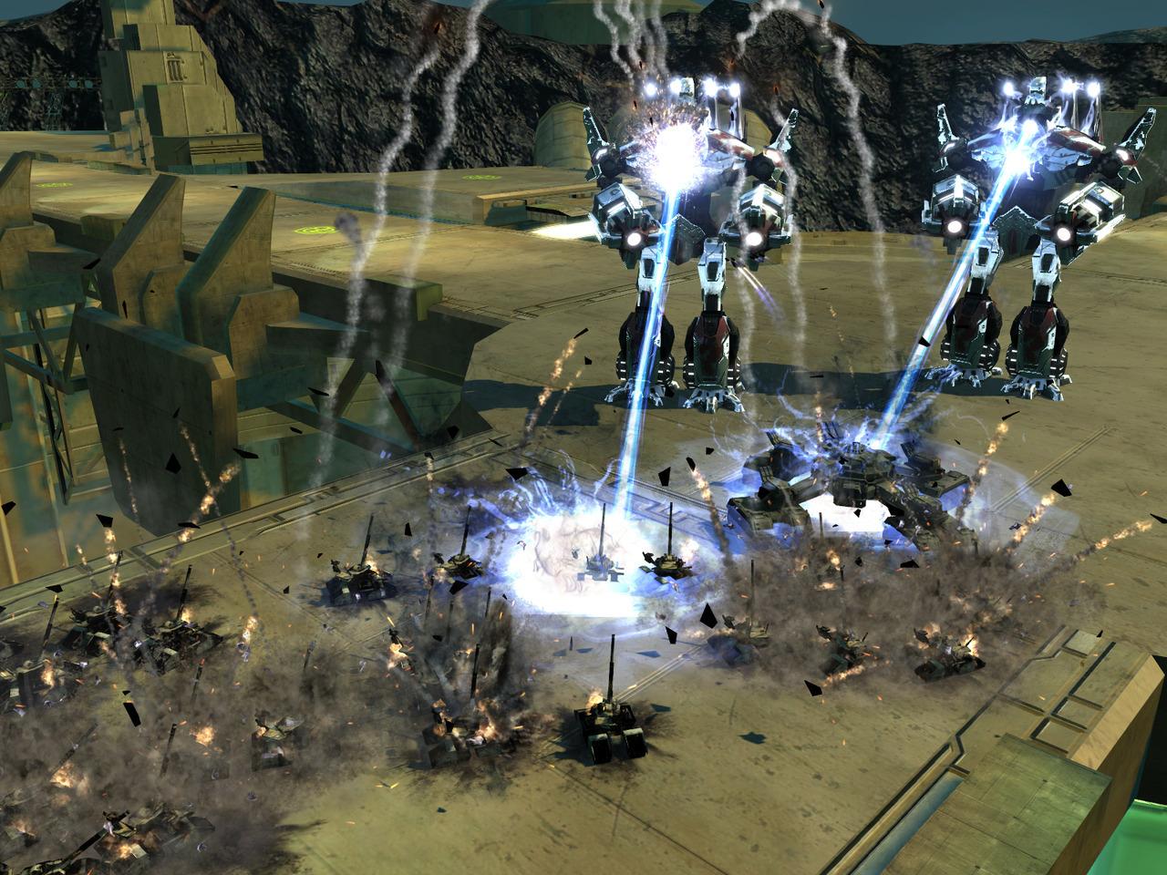 jeuxvideo.com Supreme Commander 2 - Xbox 360 Image 13 sur 159