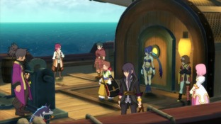 Test Tales of Vesperia Xbox 360 - Screenshot 538
