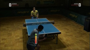 Test Table Tennis Xbox 360 - Screenshot 31