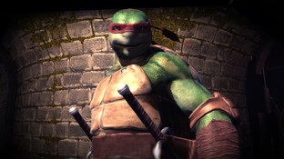 Aperçu Teenage Mutant Ninja Turtles : Depuis les Ombres Xbox 360 - Screenshot 1