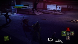 Test Teenage Mutant Ninja Turtles : Depuis les Ombres Xbox 360 - Screenshot 14