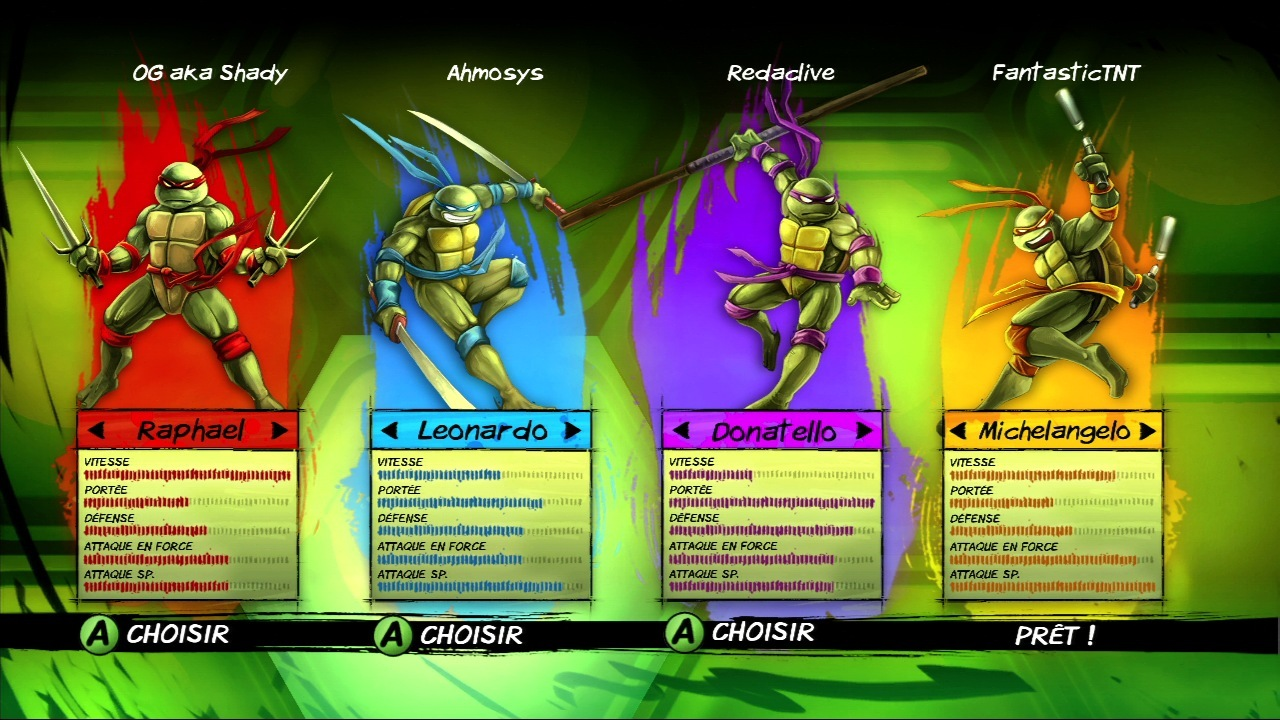 Images teenage mutant ninja turtles : turtles in time re-shelled xbox