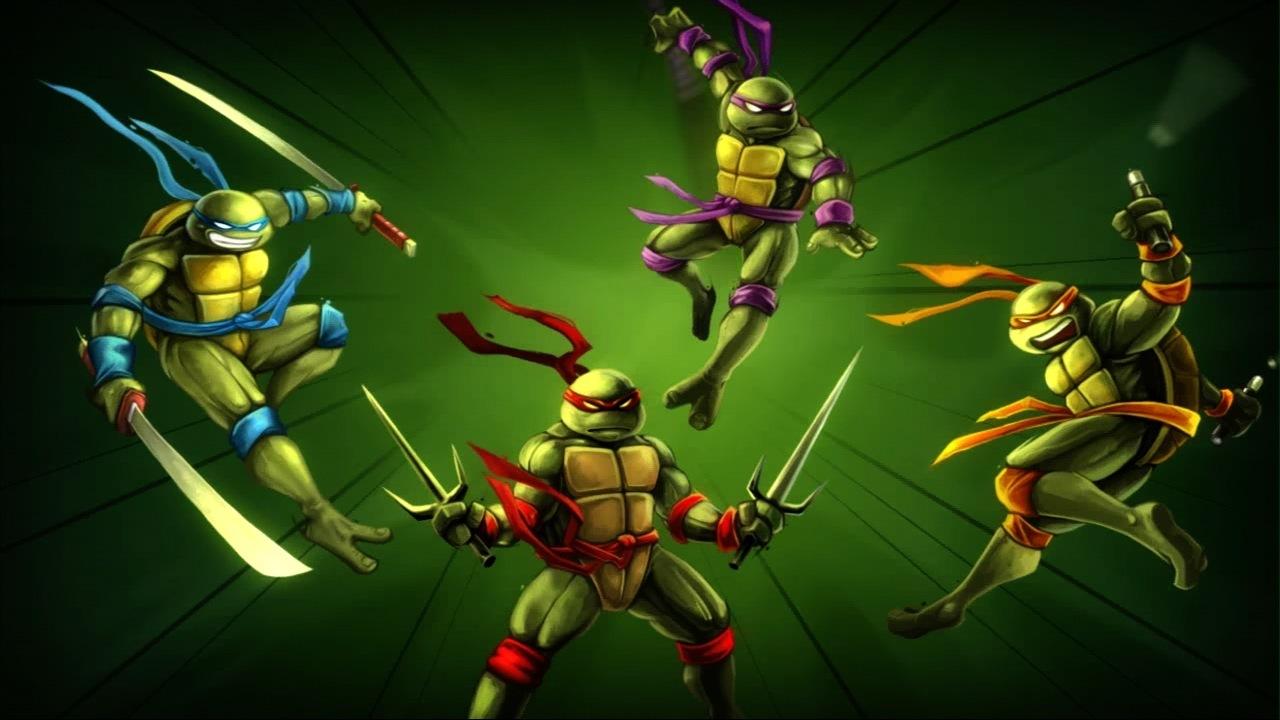 Les d veloppeurs de batman s 39 attaquent aux tortues ninja actualit s - Le nom des tortue ninja ...