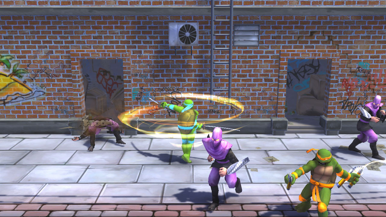 xbla teenage mutant ninja turtles iv turtles in time