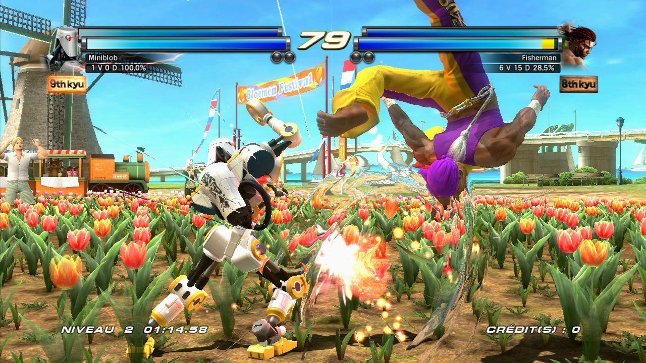 jeuxvideo.com Tekken Tag Tournament 2 - Xbox 360 Image 128 sur 204