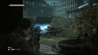 Test Terminator Renaissance Xbox 360 - Screenshot 47