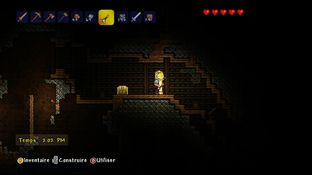 Test Terraria Xbox 360 - Screenshot 9