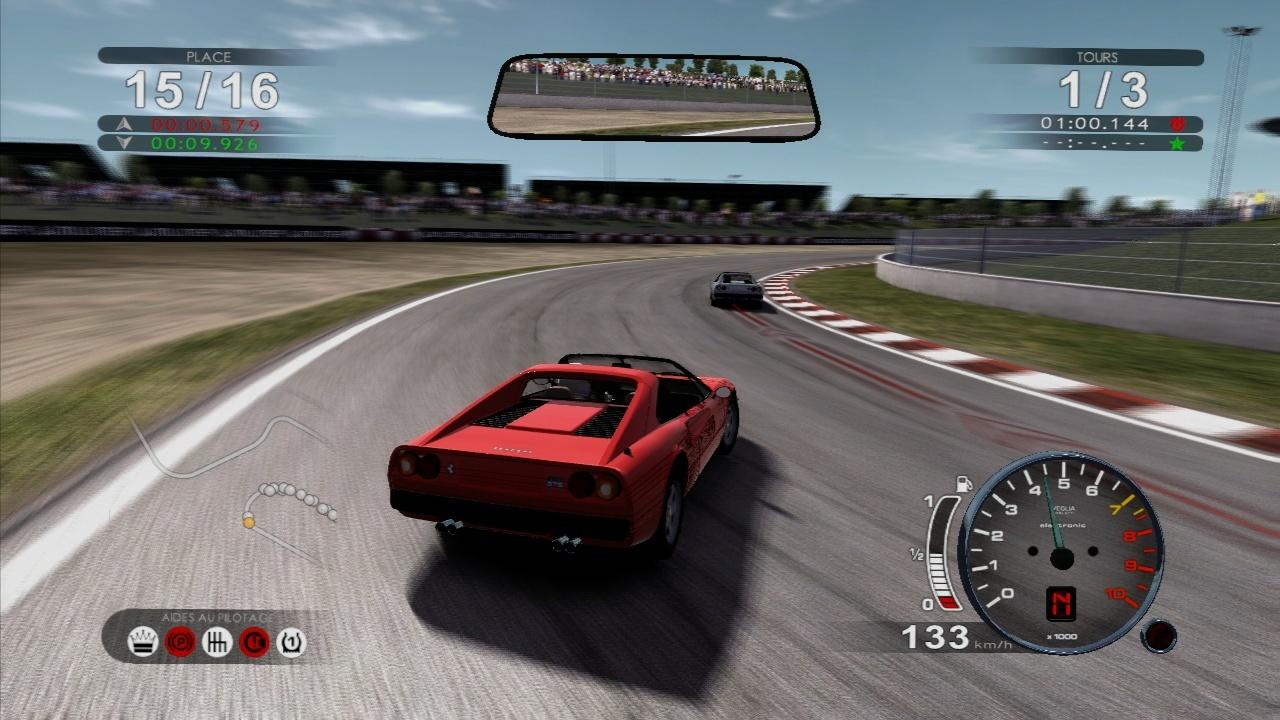 Test drive ferrari racing legends xbox 360 image 34