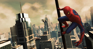 The Amazing Spider-Man - WII NTSC