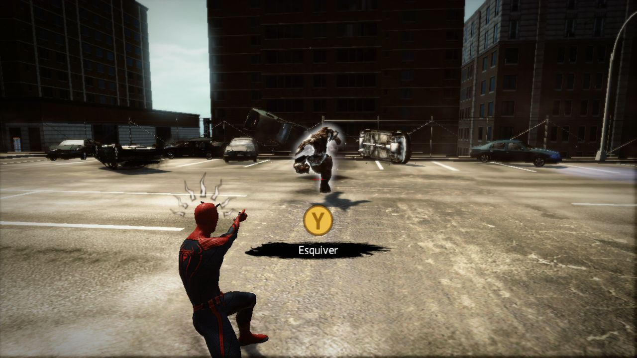 The Amazing Spider Man SKIDROW
