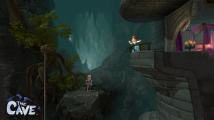 Images The Cave Xbox 360 - 1