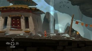 Test The Cave Xbox 360 - Screenshot 23