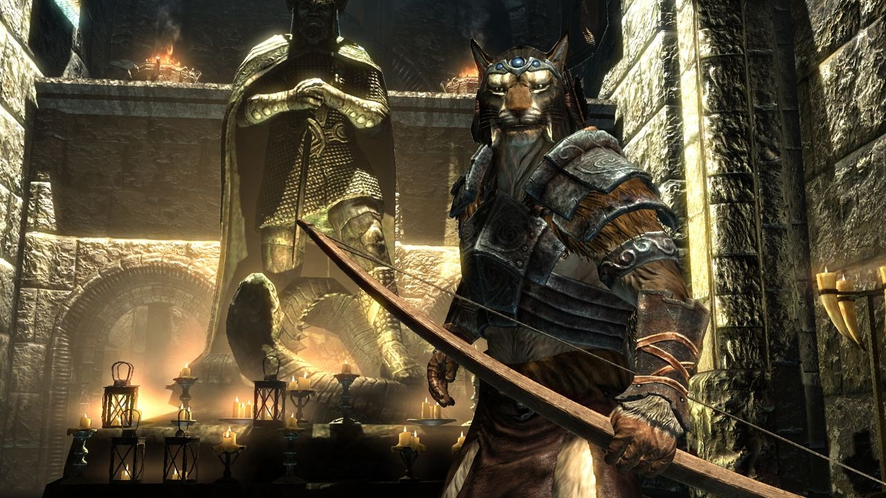 jeuxvideo.com The Elder Scrolls V : Skyrim - Xbox 360 Image 27 sur 426