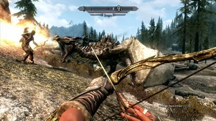 Test The Elder Scrolls V : Skyrim Xbox 360 - Screenshot 136