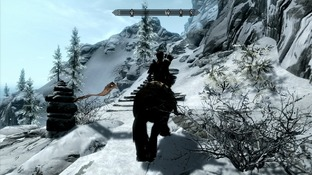Test The Elder Scrolls V : Skyrim Xbox 360 - Screenshot 137