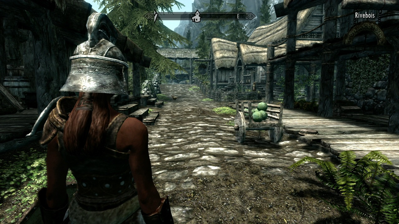 Images The Elder Scrolls V : Skyrim Xbox 360 - 136