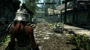 Test The Elder Scrolls V : Skyrim Xbox 360 - Screenshot 138