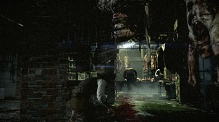 Aperçu The Evil Within Xbox 360 - Screenshot 1