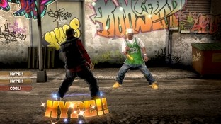 The Hip-Hop Dance Experienc