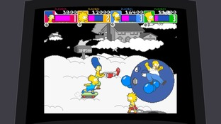 The Simpsons : Arcade Game Xbox 360