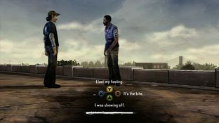 Test The Walking Dead : Episode 5 - No Time Left Xbox 360 - Screenshot 7