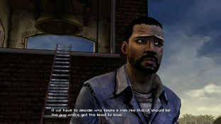Test The Walking Dead : Episode 5 - No Time Left Xbox 360 - Screenshot 9