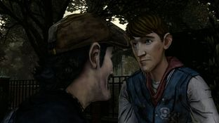 Test The Walking Dead : Episode 5 - No Time Left Xbox 360 - Screenshot 13