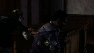 Test The Walking Dead : Episode 5 - No Time Left Xbox 360 - Screenshot 17