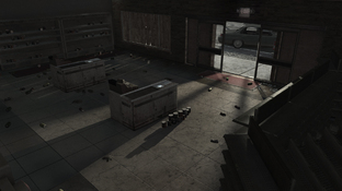 GC 2012 : Images du FPS The Walking Dead