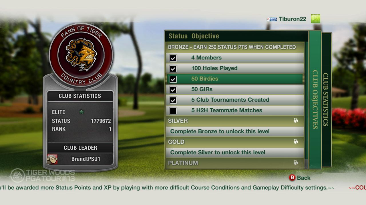 Images Tiger Woods PGA Tour 13 Xbox 360 - 58