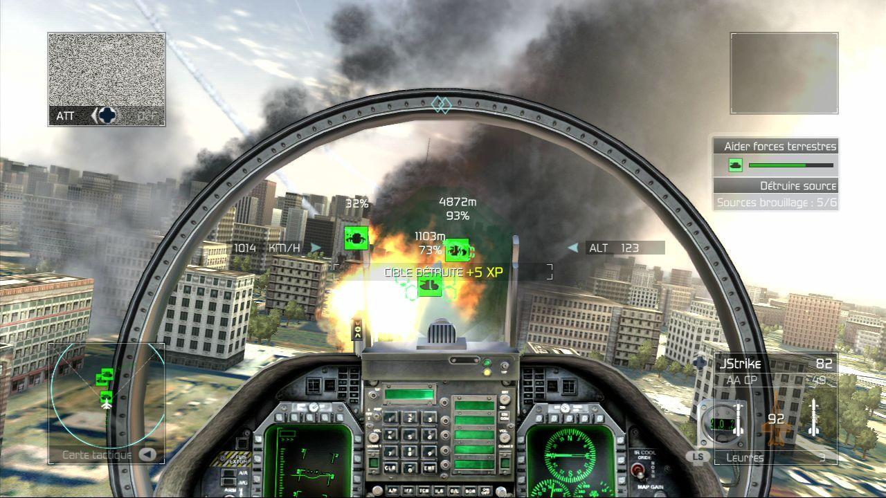 jeuxvideo.com Tom Clancy's H.A.W.X. - Xbox 360 Image 109 sur 324