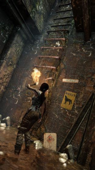 GC 2012: Images de Tomb Raider