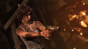 Aperçu Tomb Raider Xbox 360 - Screenshot 78