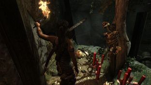 Test Tomb Raider Xbox 360 - Screenshot 85
