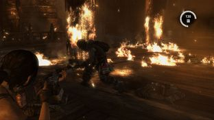 Test Tomb Raider Xbox 360 - Screenshot 86