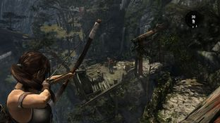 Test Tomb Raider Xbox 360 - Screenshot 87
