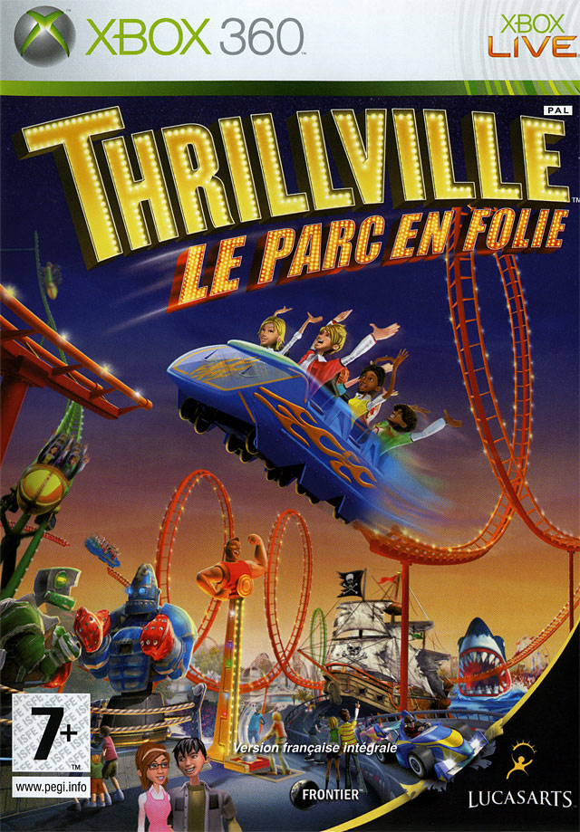parc attraction xbox one