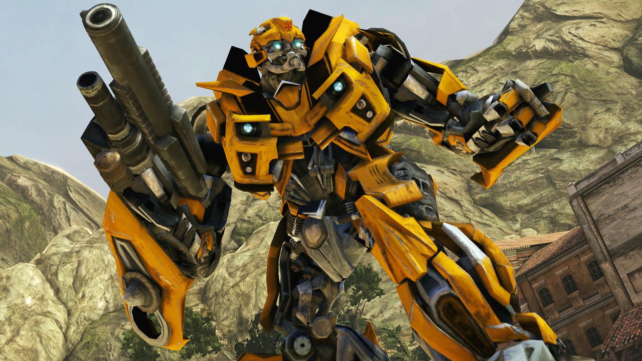 Jeuxvideo.com transformers 3 : la face cachée de la lune - xbox 360