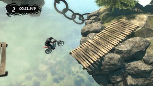 Aperçu Trials Evolution Xbox 360 - Screenshot 18